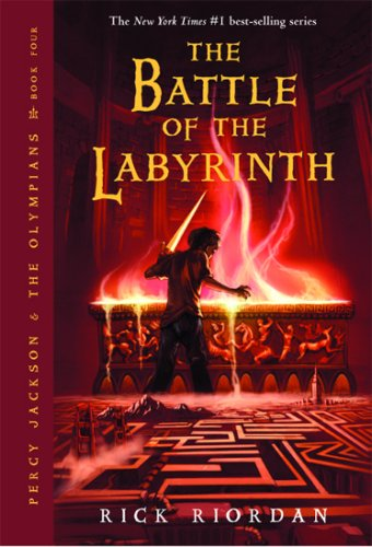 9780120000241: The Battle of the Labyrinth (Percy Jackson and the Olympians) Reprint edition