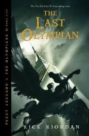 9780120000357: The Last Olympian (Percy Jackson & the Olympians, Book 5) 1st (first) edition