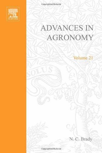 Advances in Agronomy: v. 21 (Volume 21): Brady, N.C. (ed)