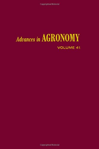 9780120007417: Advances in Agronomy, Vol. 41