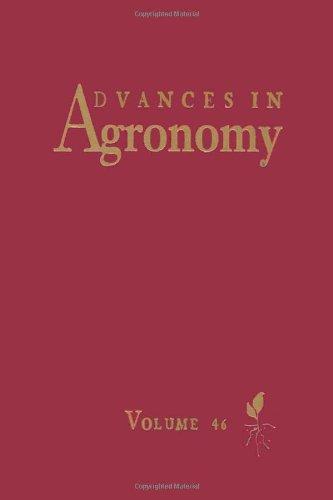 9780120007462: Advances in Agronomy, Volume 46