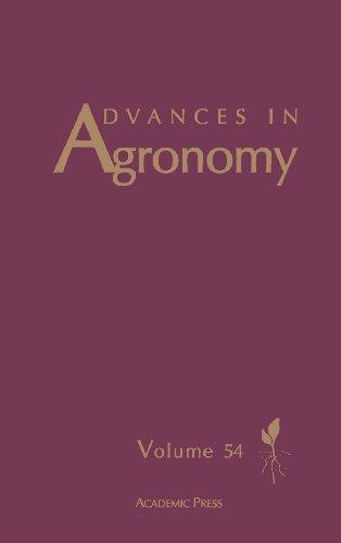 9780120007547: Advances in Agronomy, Volume 54