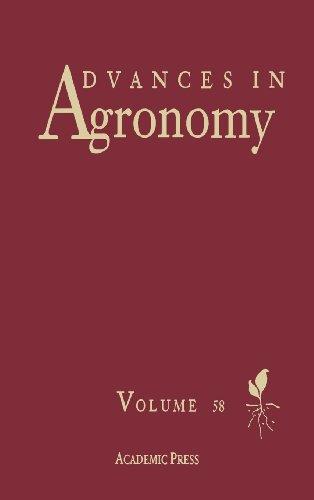 9780120007585: Advances in Agronomy, Volume 58