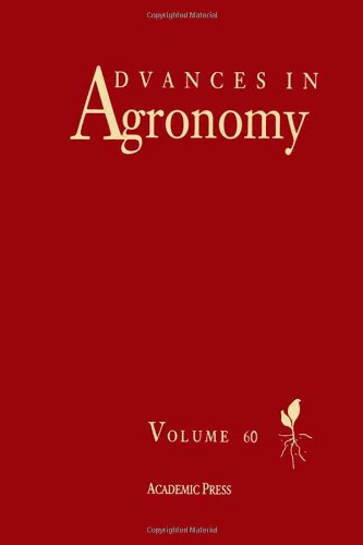9780120007608: Advances in Agronomy, Volume 60
