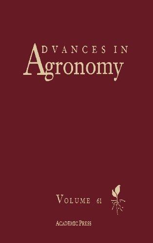 9780120007615: Advances in Agronomy, Volume 61