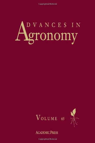 ADVANCES IN AGRONOMY VOLUME 65: SPARKS