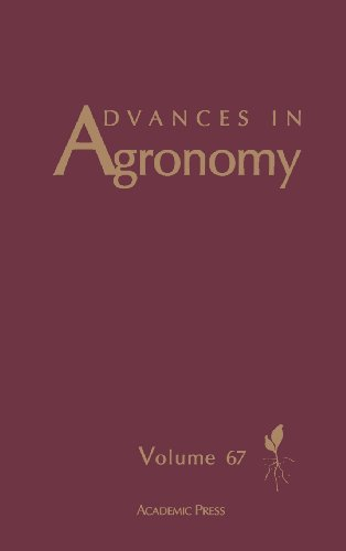 Advances in Agronomy : volume 67 ;: Donald L. Sparks