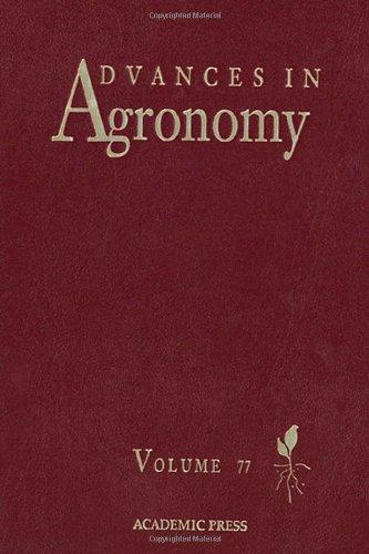 9780120007950: Advances in Agronomy, Volume 77
