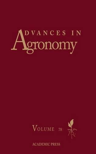 9780120007967: Advances in Agronomy, Volume 78