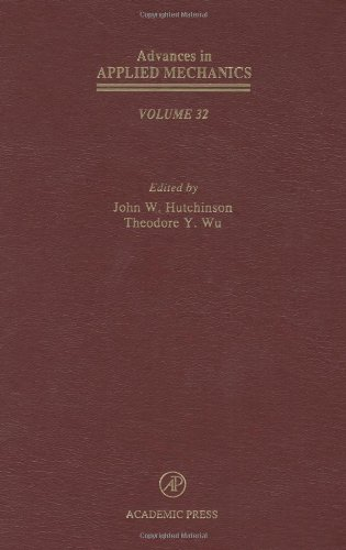 9780120020324: Advances in Applied Mechanics, Volume 32