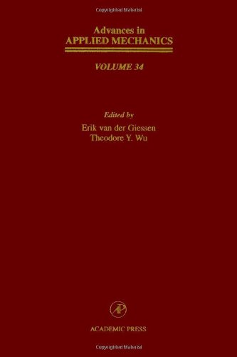 9780120020348: Advances in Applied Mechanics, Volume 34
