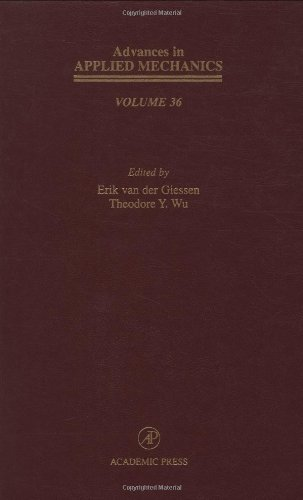 9780120020362: Solid Mechanics, Volume 36 (Advances in Applied Mechanics)