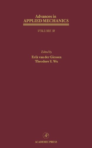 9780120020386: Advances in Applied Mechanics, Volume 38