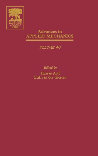 9780120020409: Advances in Applied Mechanics, Volume 40