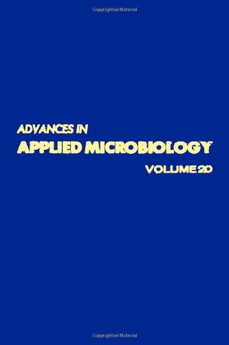 9780120026203: ADVANCES IN APPLIED MICROBIOLOGY VOL 20, Volume 20 (v. 20)