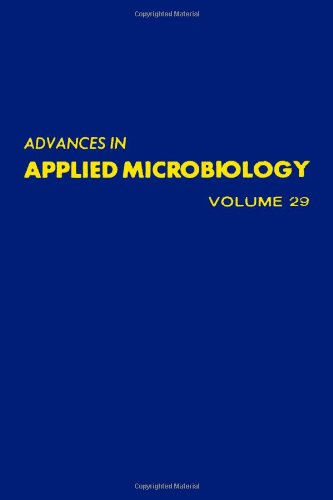 9780120026296: Advances in Applied Microbiology: v. 29