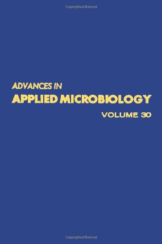 9780120026302: Advances in Applied Microbiology: v. 30