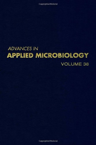 9780120026388: Advances in Applied Microbiology: v. 38