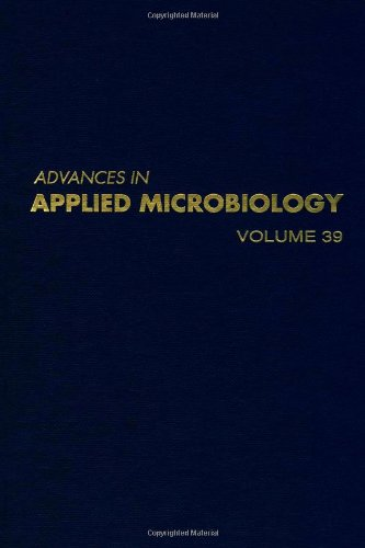 9780120026395: ADVANCES IN APPLIED MICROBIOLOGY VOL 39, Volume 39
