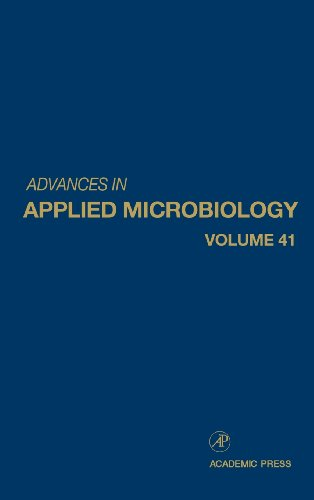 9780120026418: Advances in Applied Microbiology, Volume 41