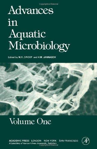 9780120030019: Advances in Aquatic Microbiology
