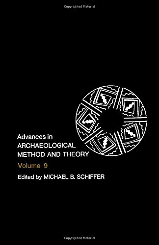 9780120031092: Advances in Archaeological Method and Theory, Vol. 9