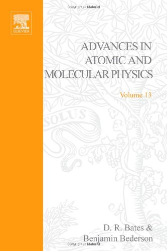 9780120038138: Advances in Atomic and Molecular Physics, Vol. 13
