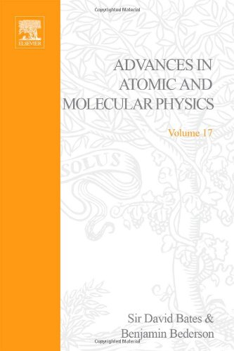 9780120038176: Advances in Atomic and Molecular Physics: v. 17