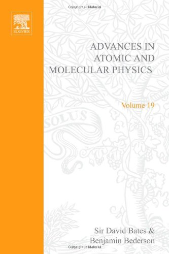 9780120038190: Advances in Atomic and Molecular Physics, Vol. 19