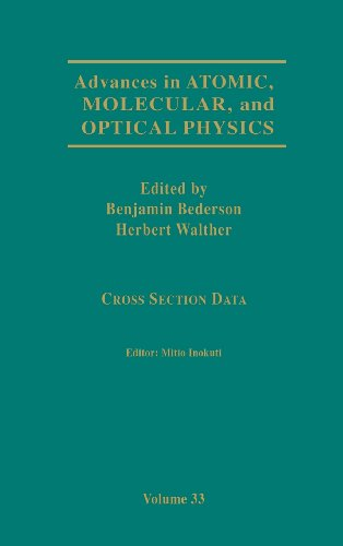 9780120038336: Cross-Section Data, Volume 33 (Advances in Atomic, Molecular, & Optical Physics)