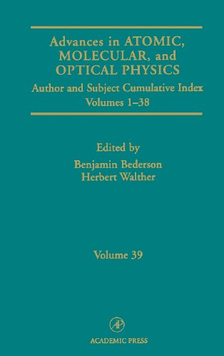 Advances In Atomic, Molecular, and Optical Physics,