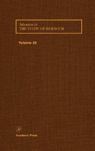 9780120045266: Advances in the Study of Behavior, Volume 26