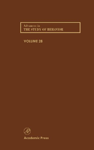 9780120045280: Advances in the Study of Behavior