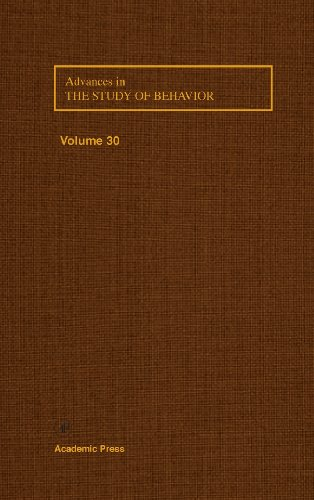 Advances in the Study of Behavior, Volume: Peter J. B.