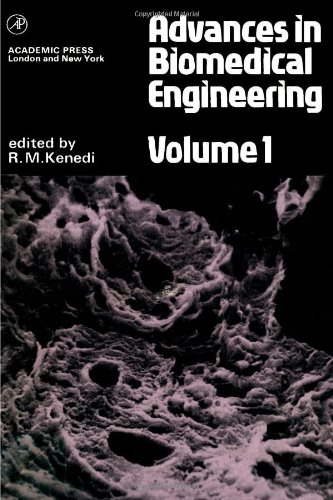 9780120049011: Advances in Biomedical Engineering: v. 1