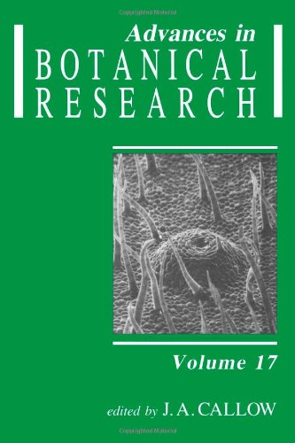 Advances in Botanical Research, Vol. 17