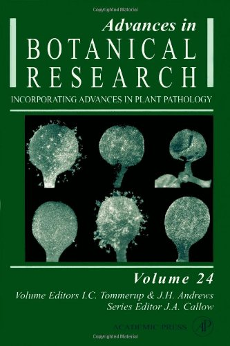 9780120059249: Advances in Botanical Research, Volume 24