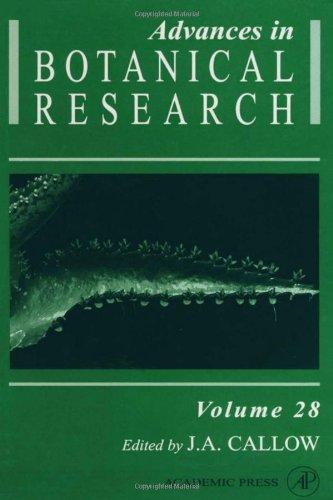 9780120059287: Advances in Botanical Research, Vol. 28