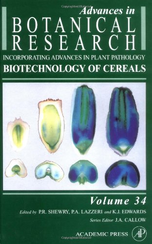 9780120059348: Biotechnology of Cereals, Volume 34 (Advances in Botanical Research)