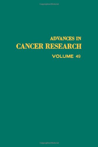 9780120066490: ADVANCES IN CANCER RESEARCH, VOLUME 49, Volume 49