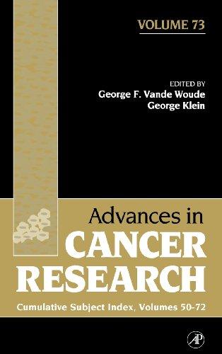 9780120066735: Cumulative Subject Index, Volume 73 (Advances in Cancer Research)