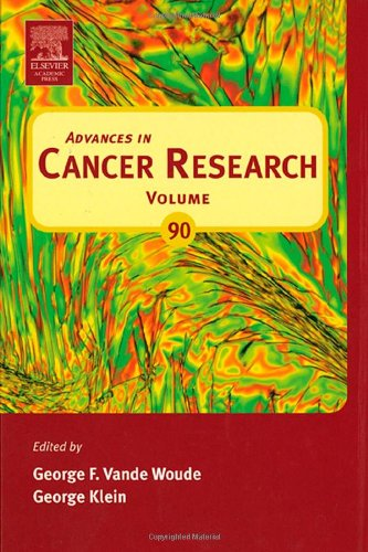 9780120066902: Advances in Cancer Research, Volume 90