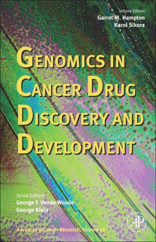 9780120066964: Genomics in Cancer Drug Discovery and Development, Volume 96 (Advances in Cancer Research)