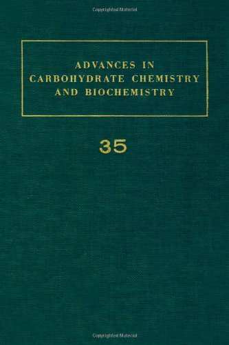 9780120072354: Advances in Carbohydrate Chemistry and Biochemistry, Vol. 35 (v. 35)