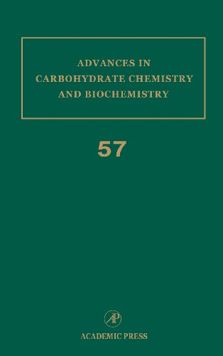9780120072576: 57: Advances in Carbohydrate Chemistry and Biochemistry: Volume 57