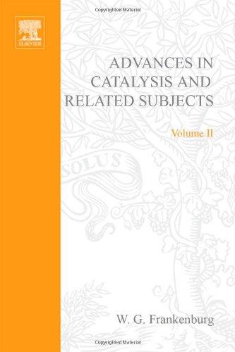 9780120078028: ADVANCES IN CATALYSIS VOLUME 2, Volume 2 (v. 2)