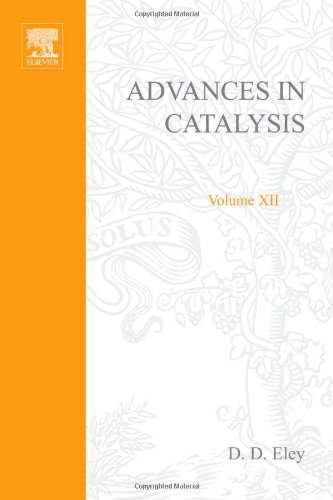 9780120078127: Advances in Catalysis and Related Subjects: v. 12