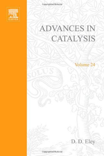 9780120078240: Advances in Catalysis and Related Subjects: v. 24