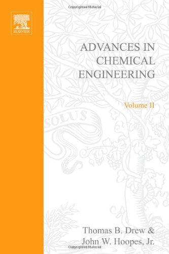 9780120085026: ADVANCES IN CHEMICAL ENGINEERING VOL 2, Volume 2 (v. 2)