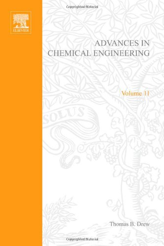 9780120085118: ADVANCES IN CHEMICAL ENGINEERING VOL 11, Volume 11 (v. 11)